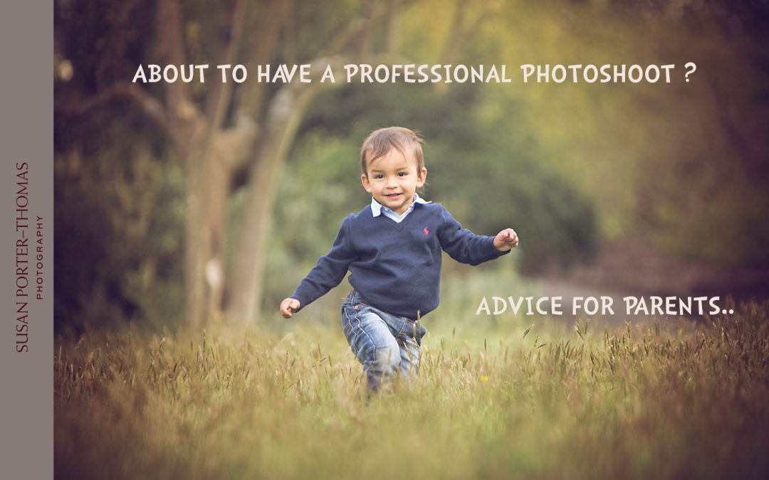 A London Family Photo shoot tips – Advice for Parents