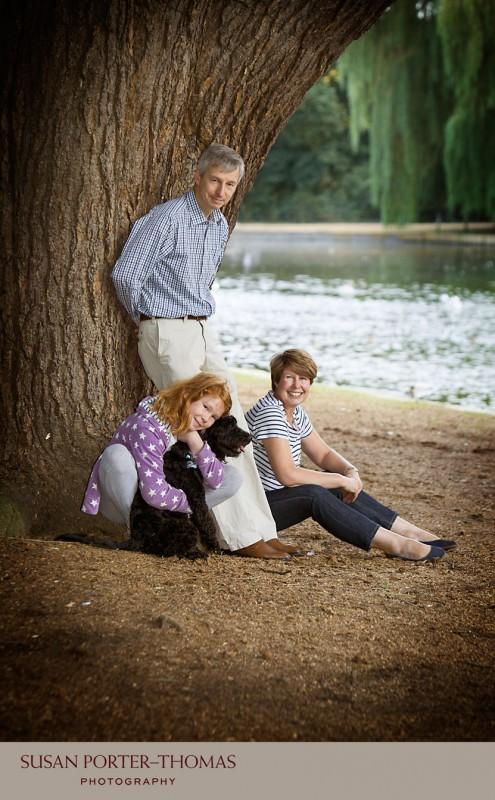 family photo shoot Isleworth