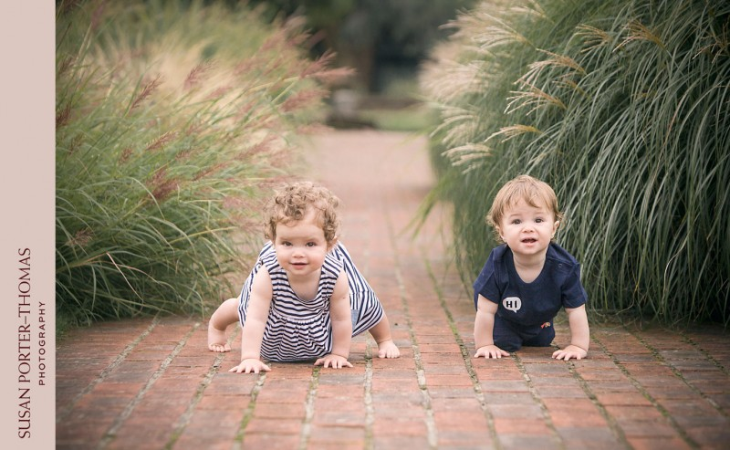 Twins photo shoot richmond