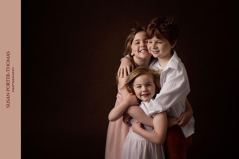 Children's Portrait Photography Ideas