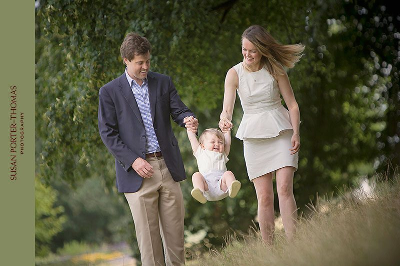 Family photoshoots in Kensington