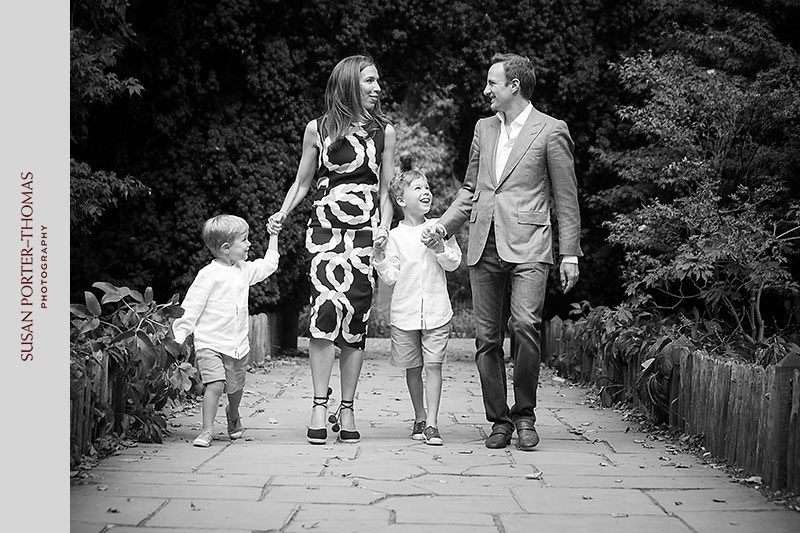 Professional Family Photoshoots in Notting Hill