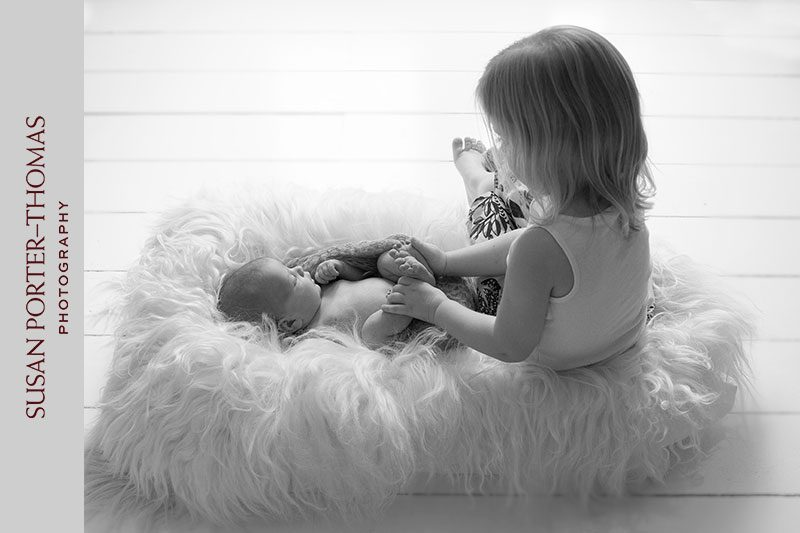Richmond family newborn photographer