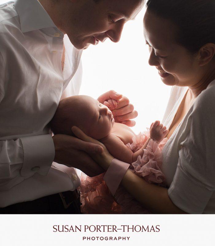 West London Newborn photographer