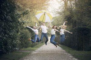 location family photo shoot