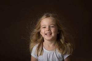 Dark Brown Backdrop childrens photoshoot London