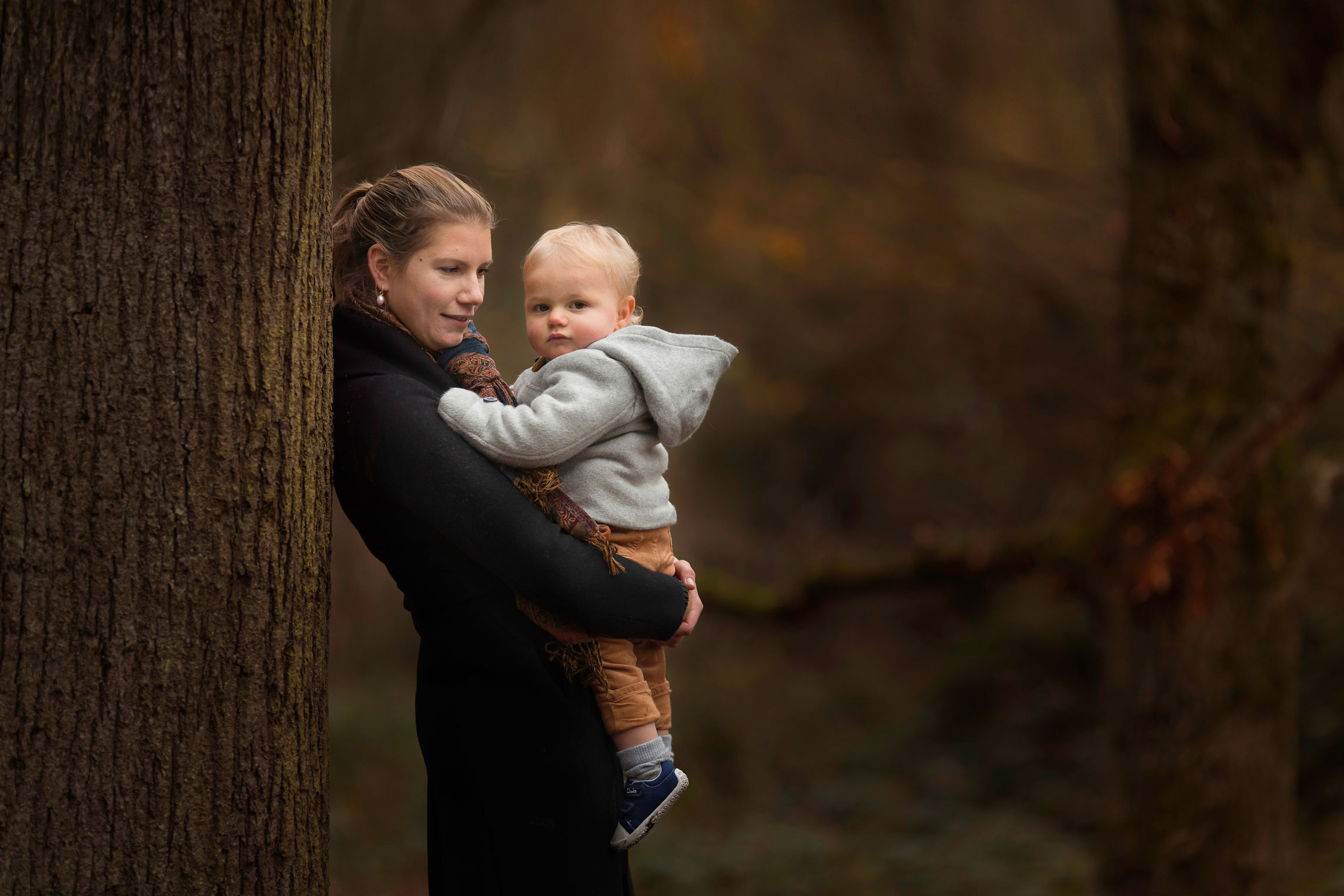 Family photo shoots in Hampstead Heath