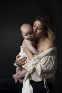 motherhood photoshoot
