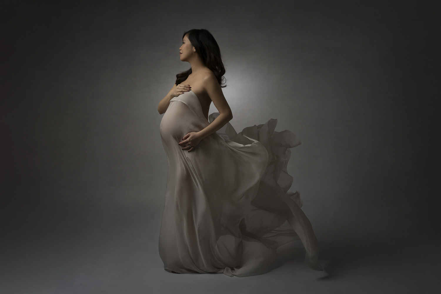 pregnancy photo shoot London